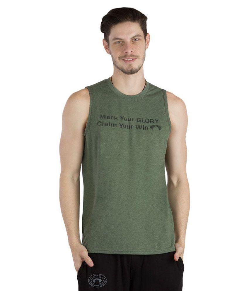Arcley Green T Shirts