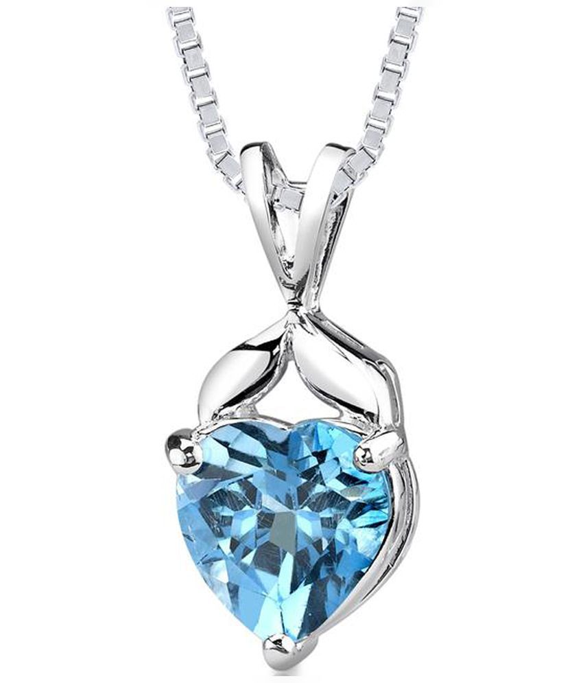 a0e60750e08 Kiara Jewellery Sterling Silver Payal Pendant   Buy Kiara Jewellery  Sterling Silver Payal Pendant Online in India on Snapdeal