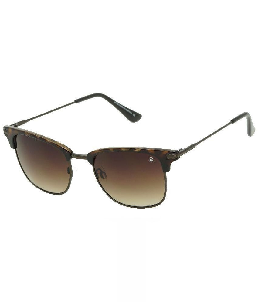 950cea2f6c1c UCB Brown Wayfarer Sunglasses ( UCB-550 ) - Buy UCB Brown Wayfarer  Sunglasses ( UCB-550 ) Online at Low Price - Snapdeal