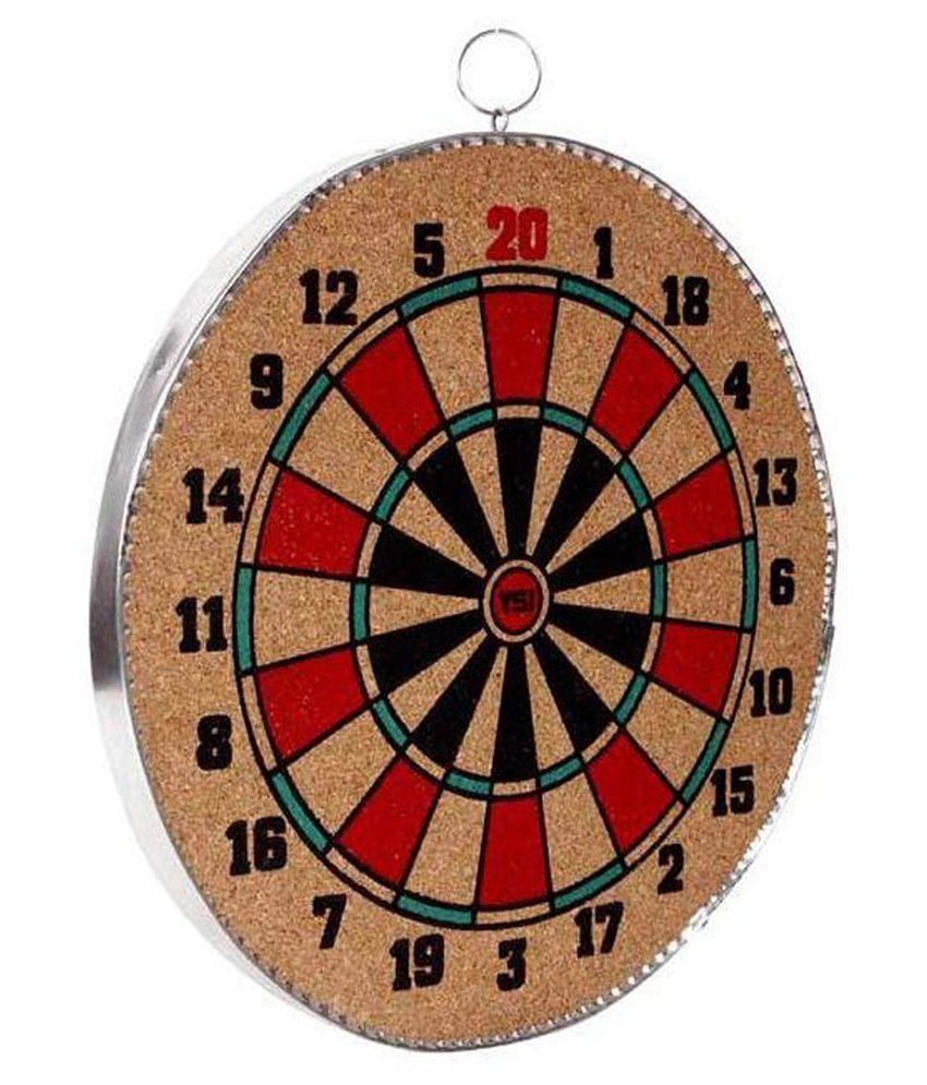 Wood O Plast Multicolor Dart Game