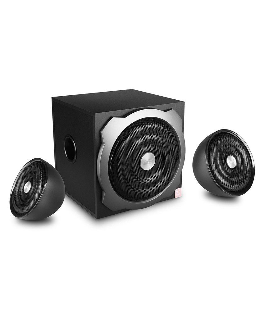 speakers price. f\u0026d a510 2.1 multimedia speakers - black price