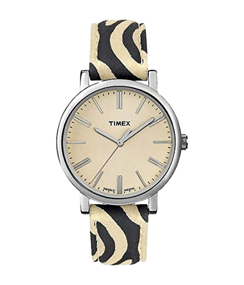 Animal Instincts Watch Online timex golden dial analog watch for men - tw2p69700 - buy