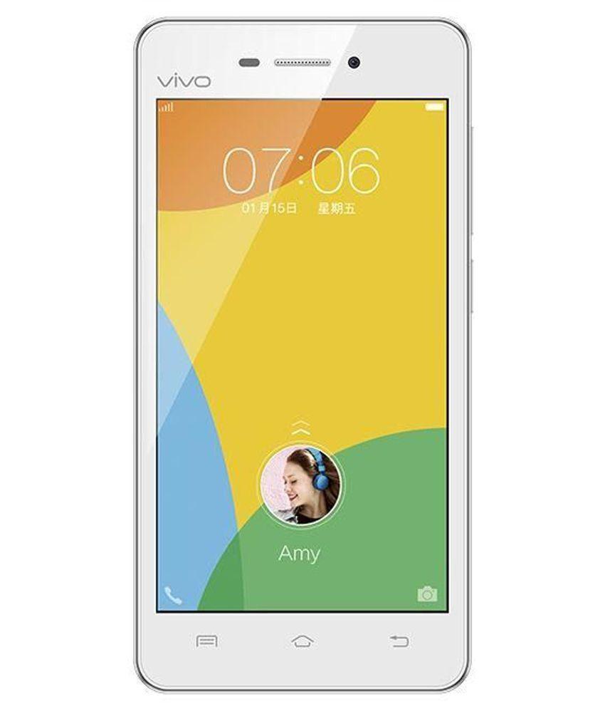 vivo Y31L 16GB White Mobile