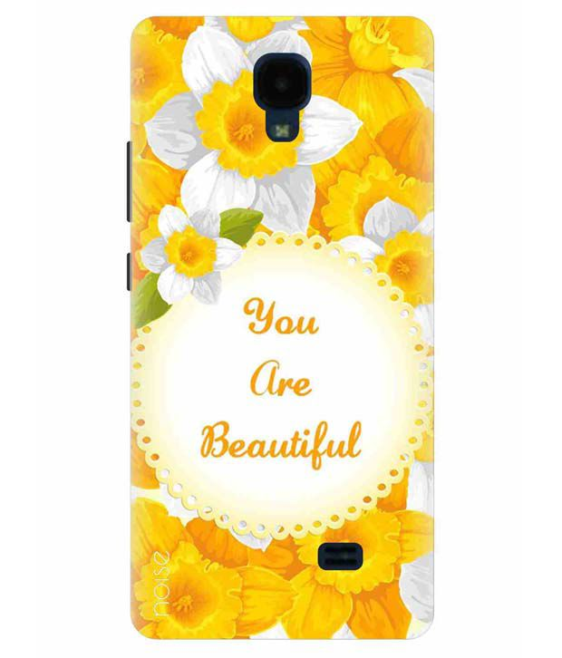 timeless design 4e0a4 d103d Micromax Bolt Q383 Printed Back Covers by Noise - Multicolor ...