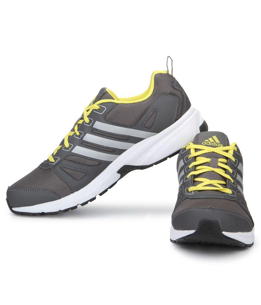 7870a460a7e5da Adidas Adi Primo 1.0 Gray Sports Shoes - Buy Adidas Adi Primo 1.0 ...
