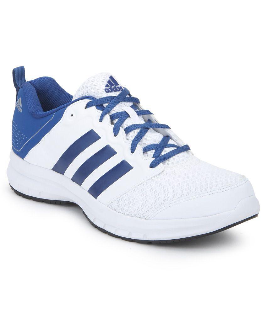 Adidas Solonyx White Sports Shoes - Buy Adidas Solonyx