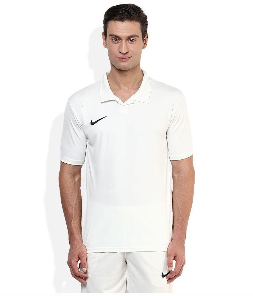 Nike White Polos
