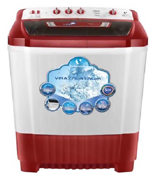Videocon-VS90P20-DRK-9-Kg-Semi-Automatic-Washing-Machine