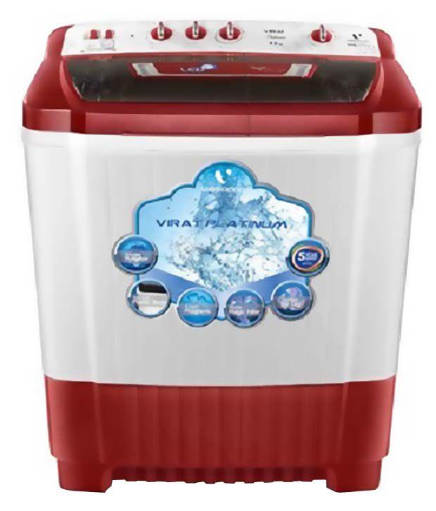 Videocon VS90P20-DRK 9 Kg Semi Automatic Washing Machine