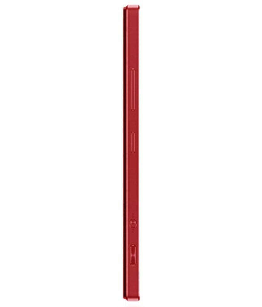 Lenovo Vibe Shot ( 32GB , 3 GB ) Red