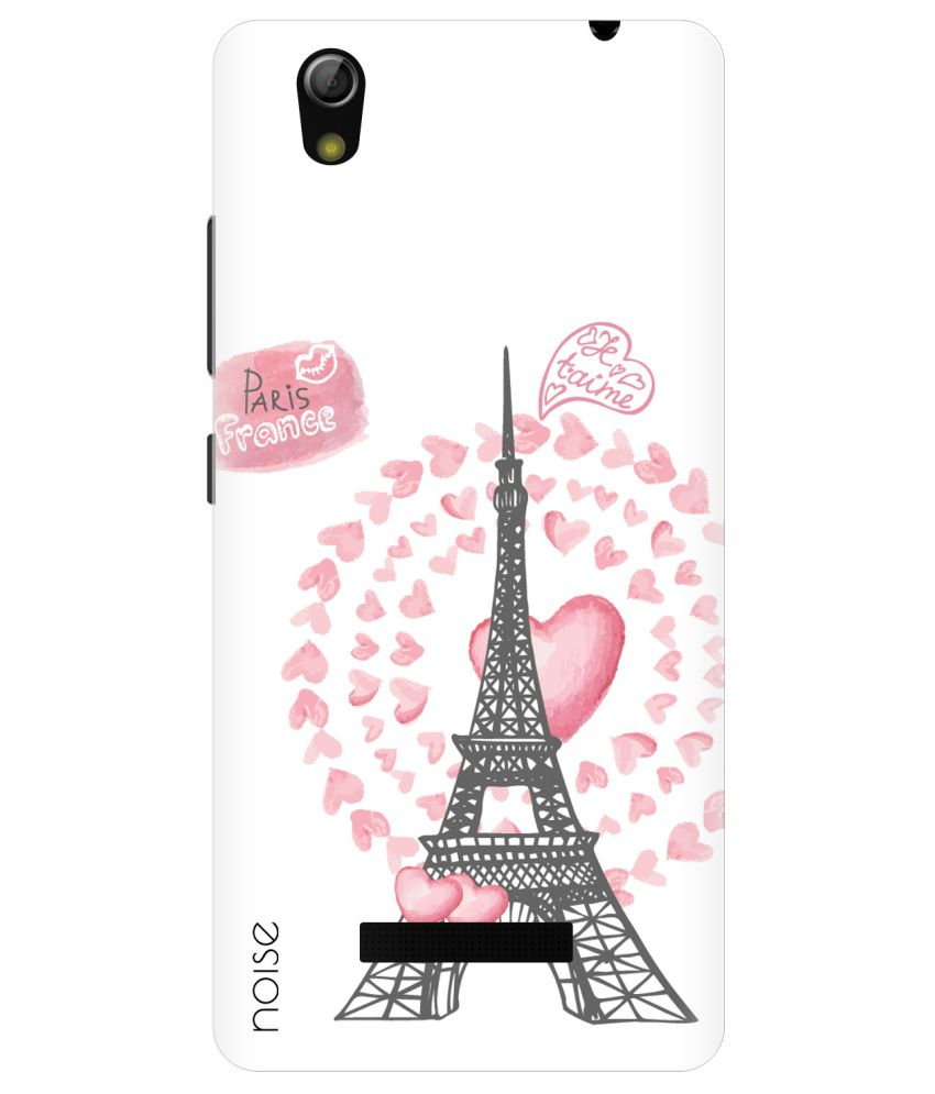 timeless design de51e 5791d Gionee P5L Printed Back Covers by Noise - Multicolor - Printed Back ...