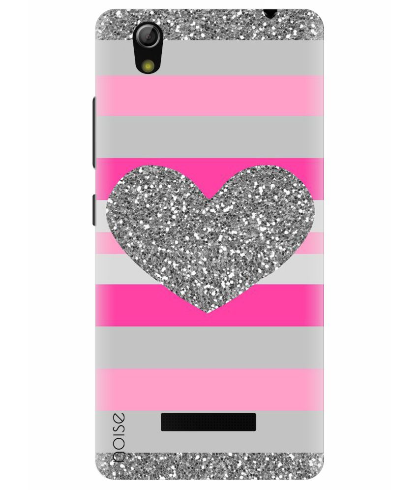 separation shoes 3410e 2ee38 Gionee P5L Printed Back Covers by Noise - Multicolor