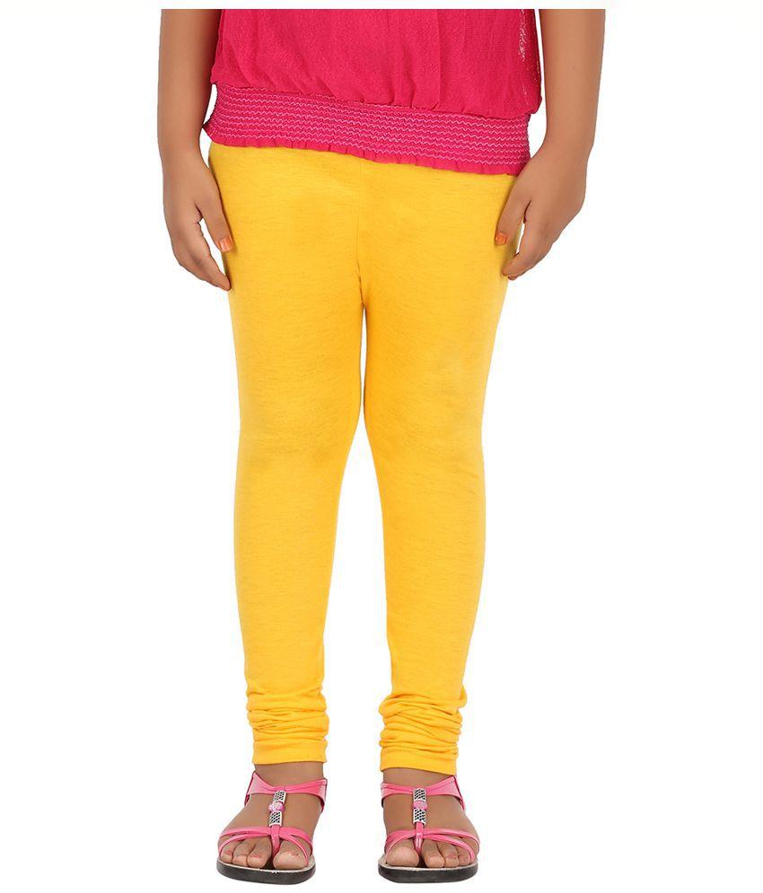 Belonas Yellow Capris