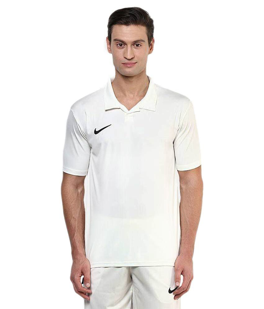 Nike White T Shirts