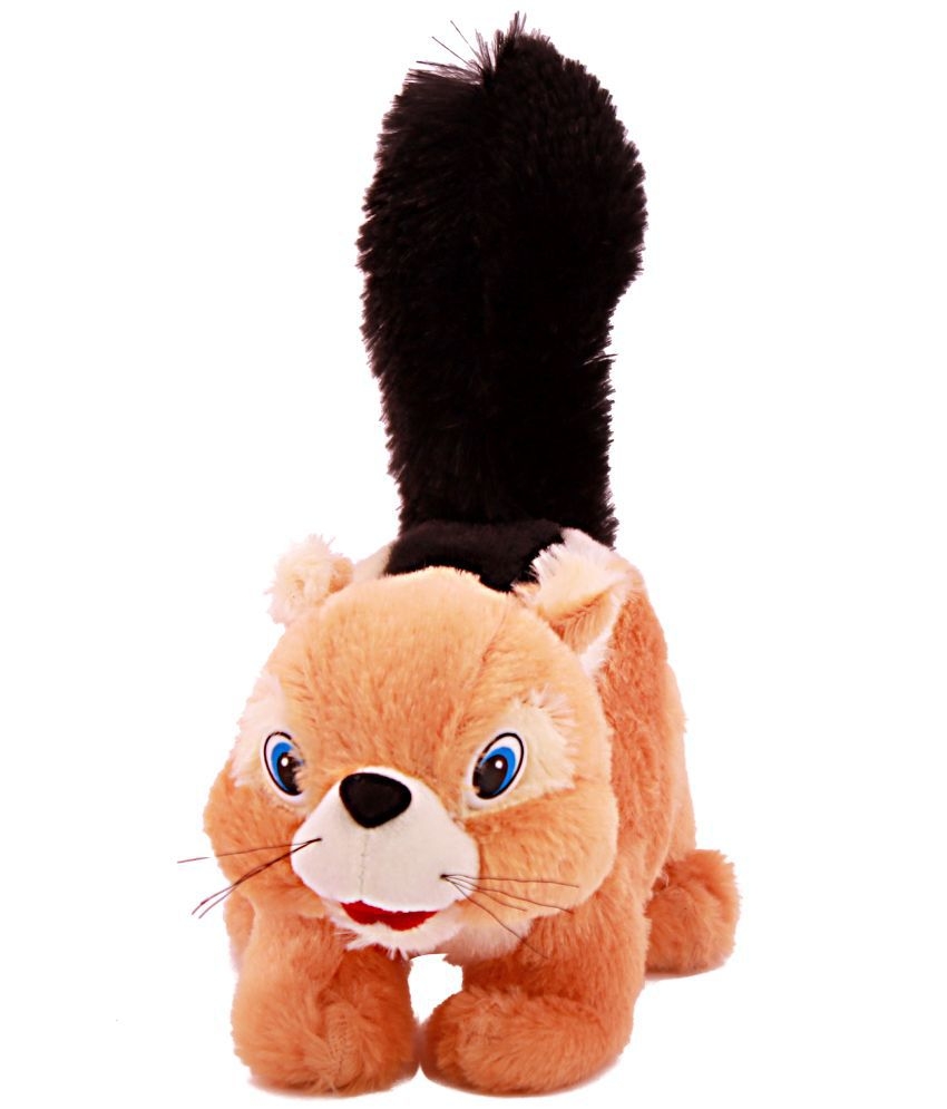 Tomafo Brown Facric Soft Toy