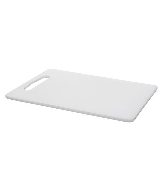 Apex White PVC Chopping Board