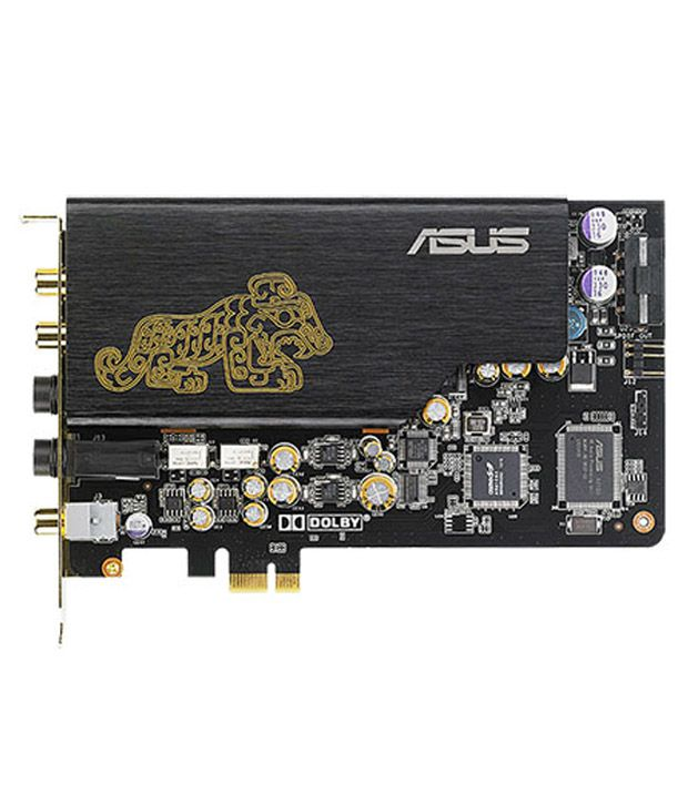Asus Xonar Essence STX Audiophile Audio Card