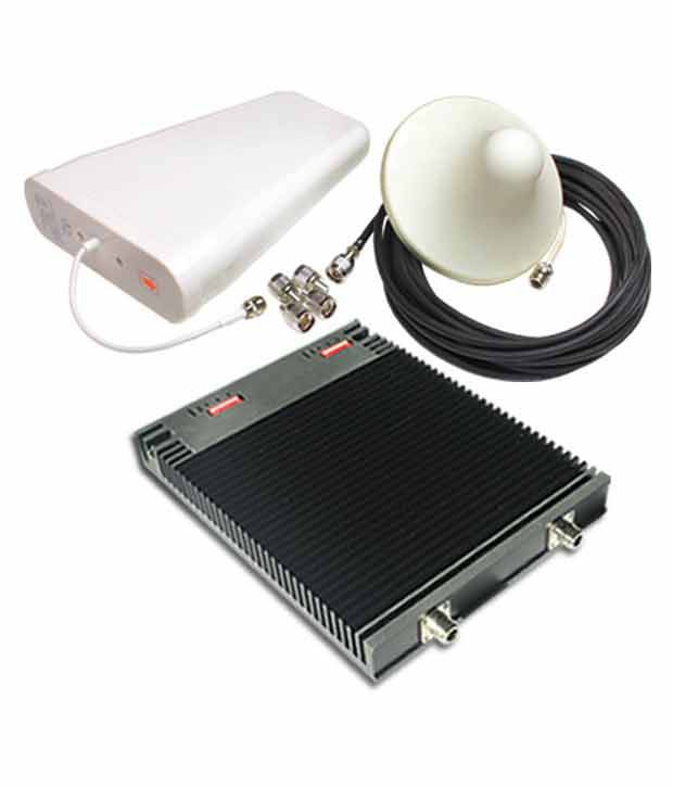 Lintratek 900-1800Mhz Dual Band Repeater ST-GD27 3200 3G Black