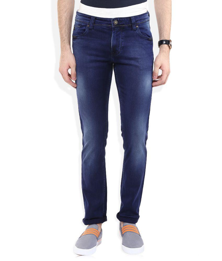 Integriti Blue Slim Fit Jeans