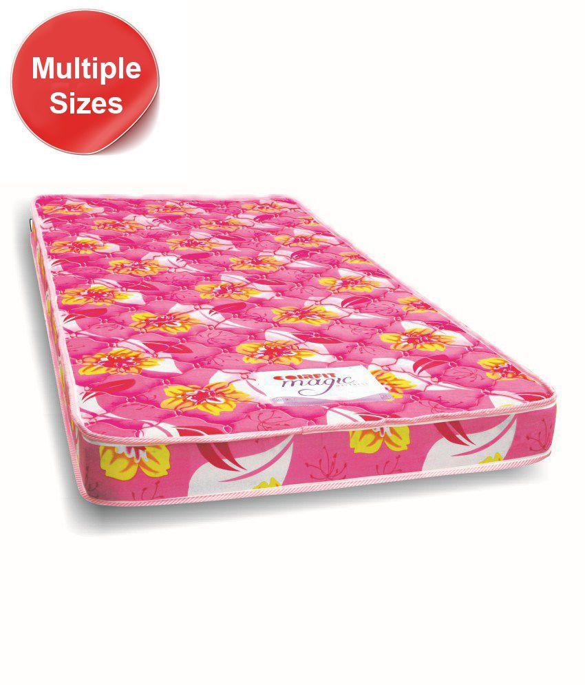 coirfit magic 45 inches amazingly comfortable coir mattress - Mattress