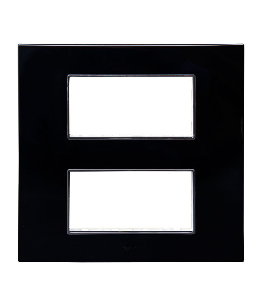Buy GM 8M (V) Casa Viva Switch Plates (With Support Frames) - Pack ...
