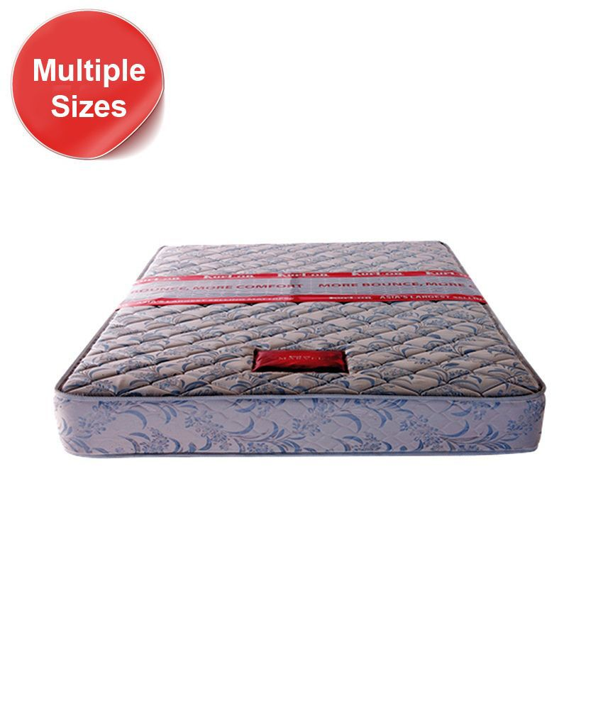 kurlon angelica spring mattress buy kurlon angelica spring