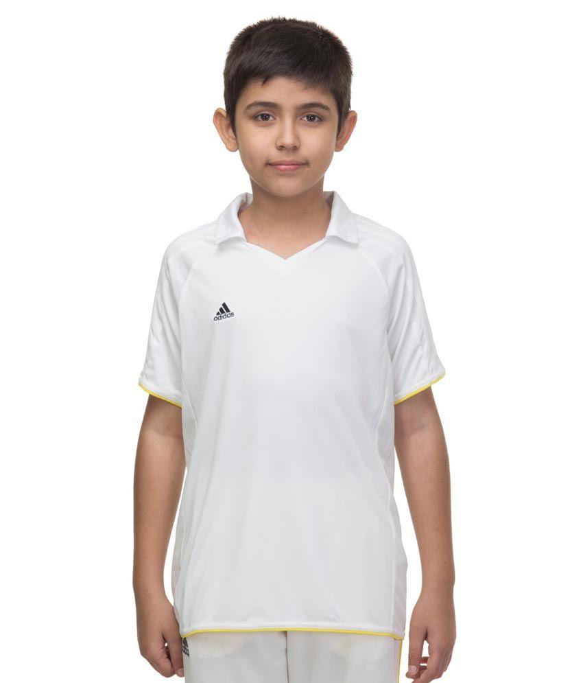 Adidas Cricket Essential Polo T- Shirt