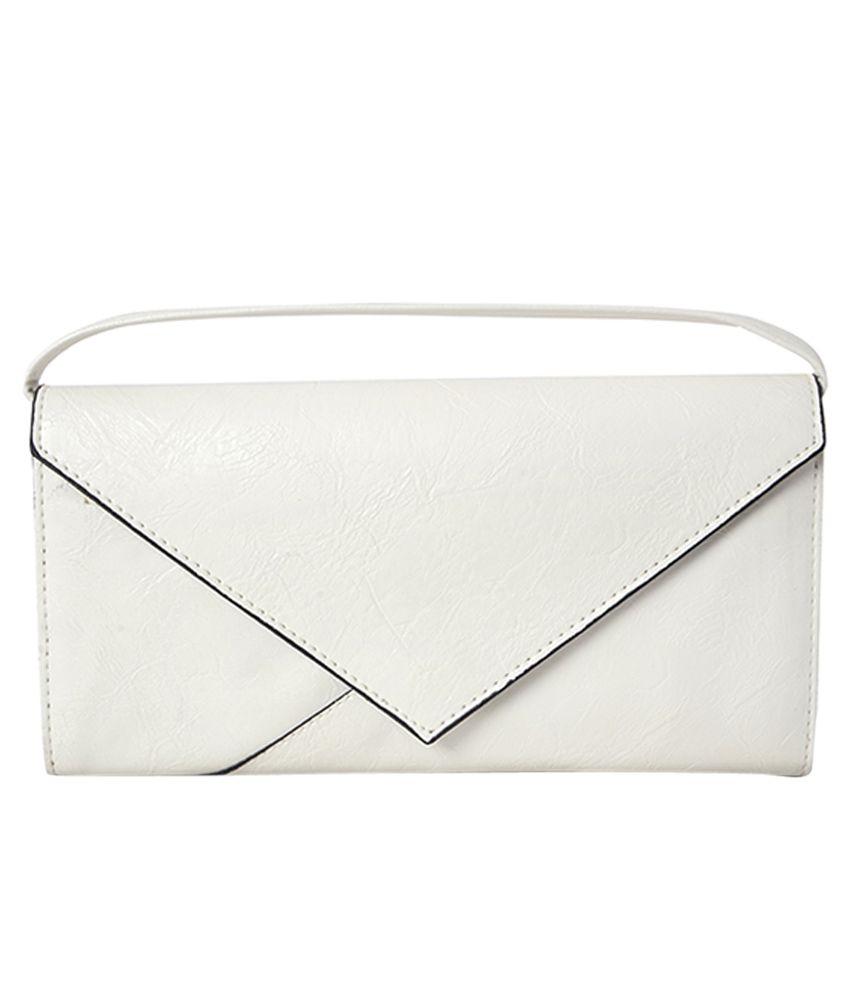 Baggit White Wallet