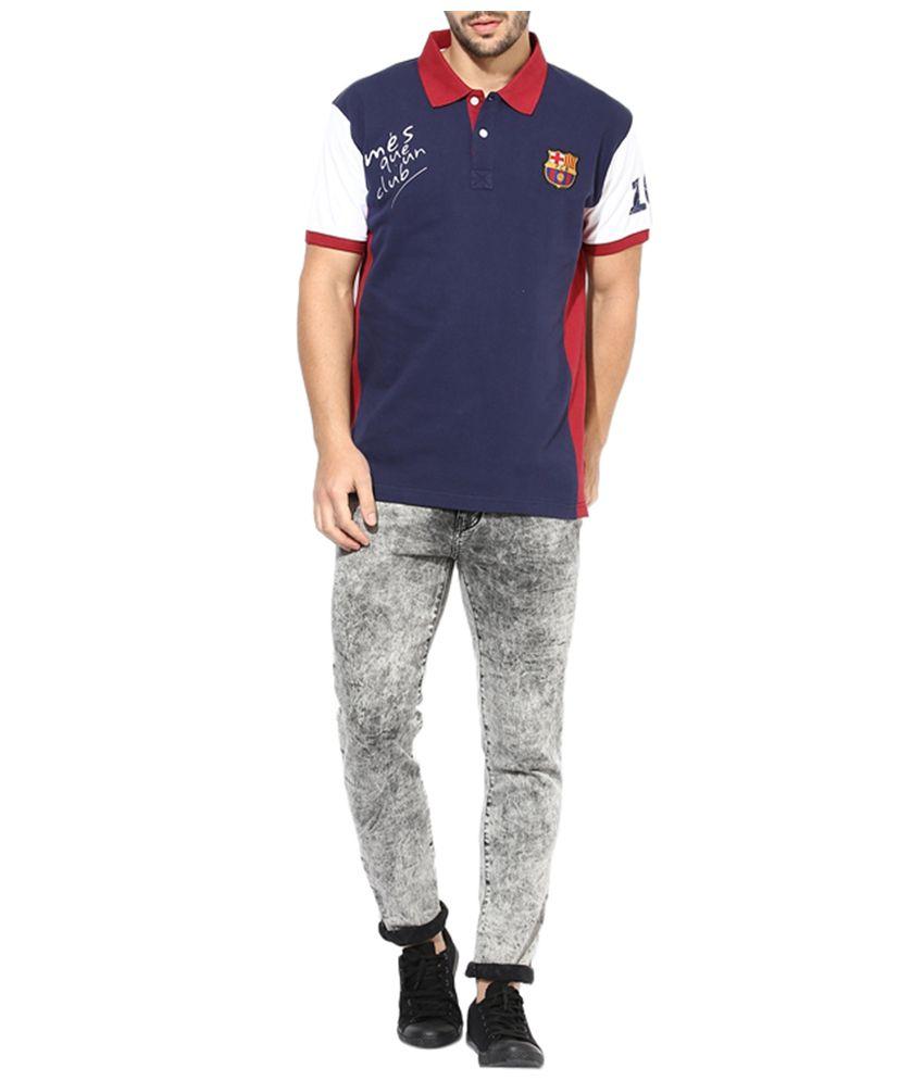 184e3e77 Barcelona T Shirt Mens Mes Queun Club Polo - Buy Barcelona T Shirt ...