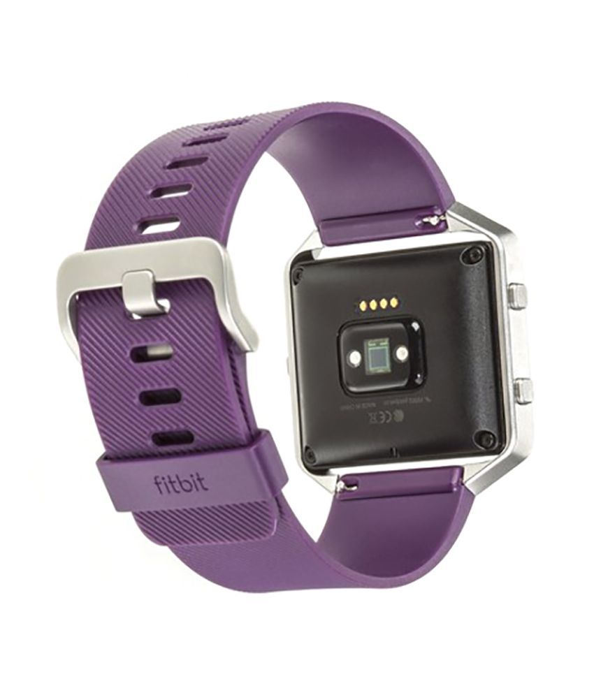 Fitbit Blaze Smart Fitness Watch Buy Online At Best Price On Snapdeal Small