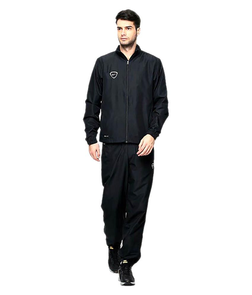 Nike Academy Wvn Wup Tracksuit - Black
