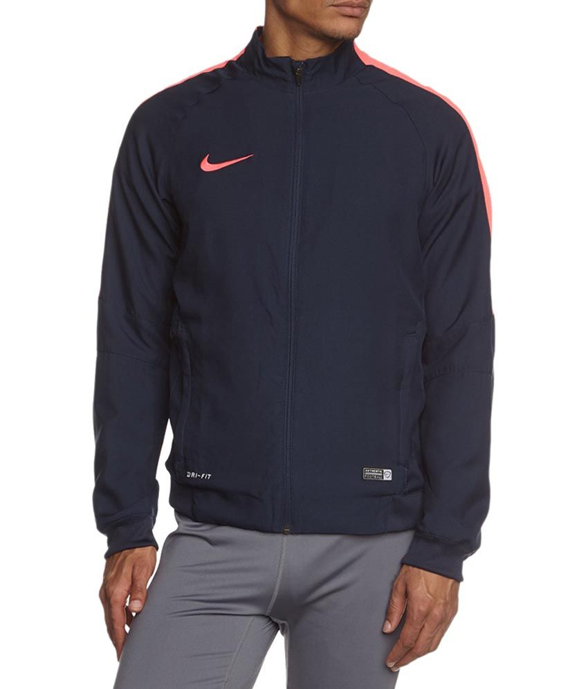 Nike As Squad Rev Sdln Wvn Jacket