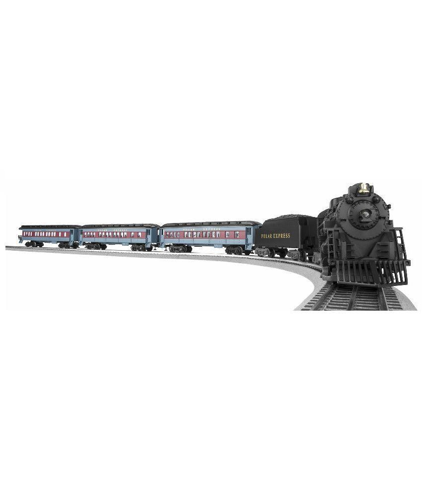 Slick Multicolour Plastic Train Set