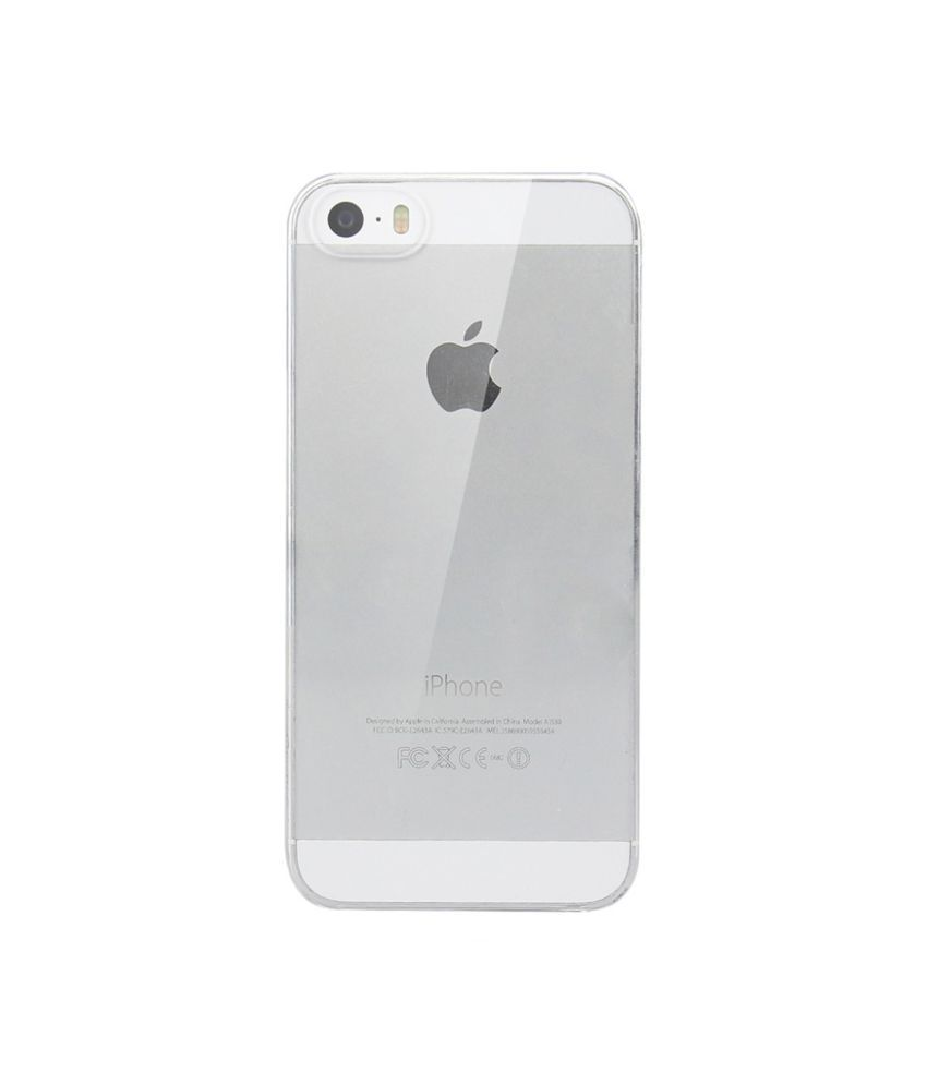 Wow Imagine Back Cover for Apple iPhone 5/5s/5SE   Transparent