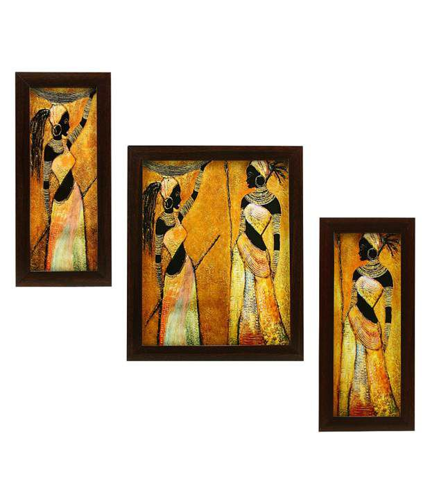 Wall Frame Painting Three
