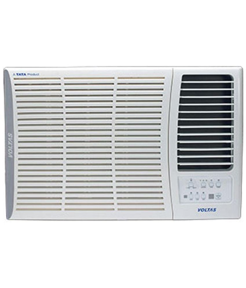 Voltas 0.75 2 Star 102 Dy Window Air Conditioner White Snapdeal Rs. 16449.00