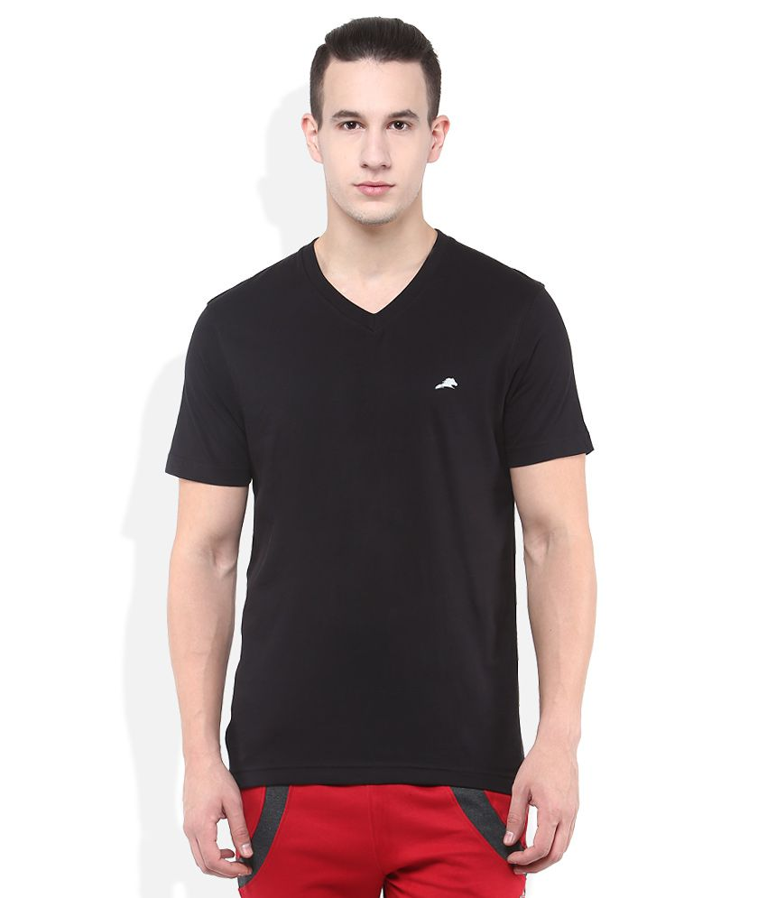 2Go Black T-Shirt