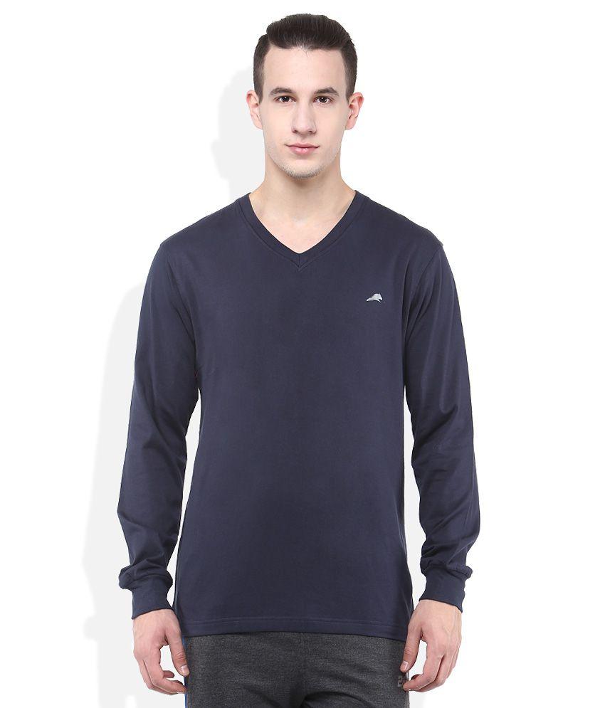 2Go Navy T-Shirt