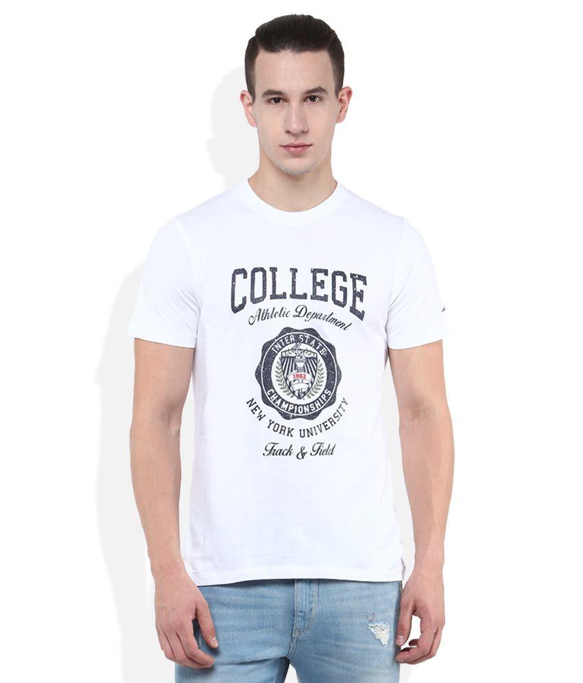 2Go White T-Shirt