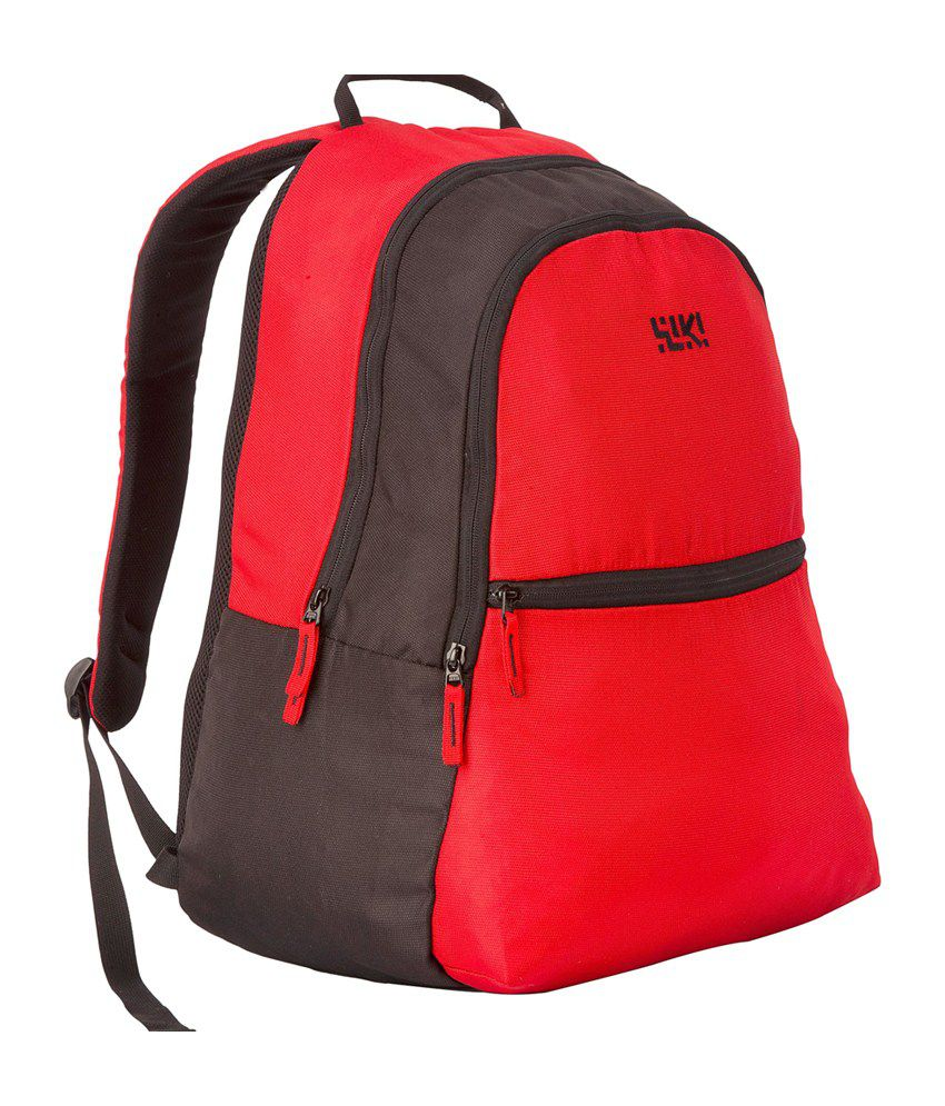 8a7ce1a120ac Wildcraft Utility 2 2016 Red 30 Polyester Casual Backpack - Buy ...
