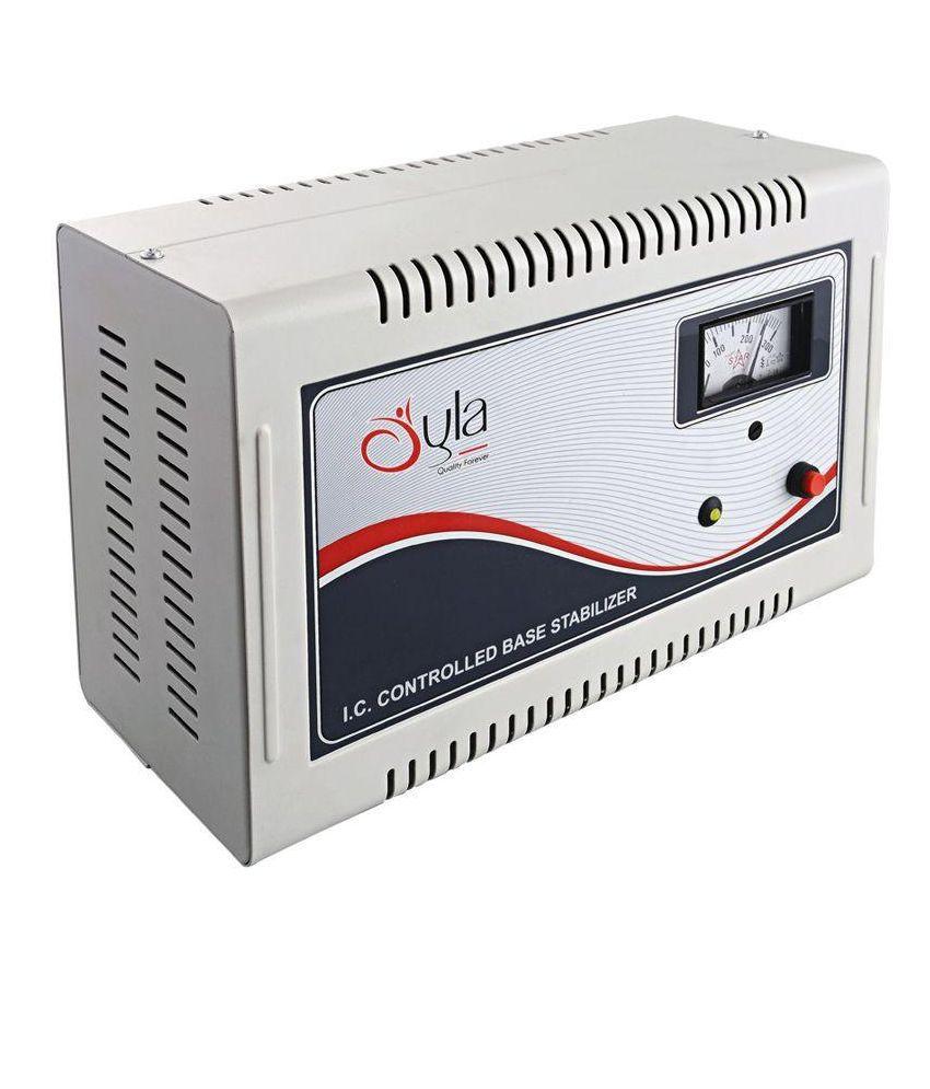 Oyla STATWM-IV14AL-0304 Voltage Stabilizer