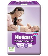 Huggies Small Wonder Pants Diapers- 10 Pieces