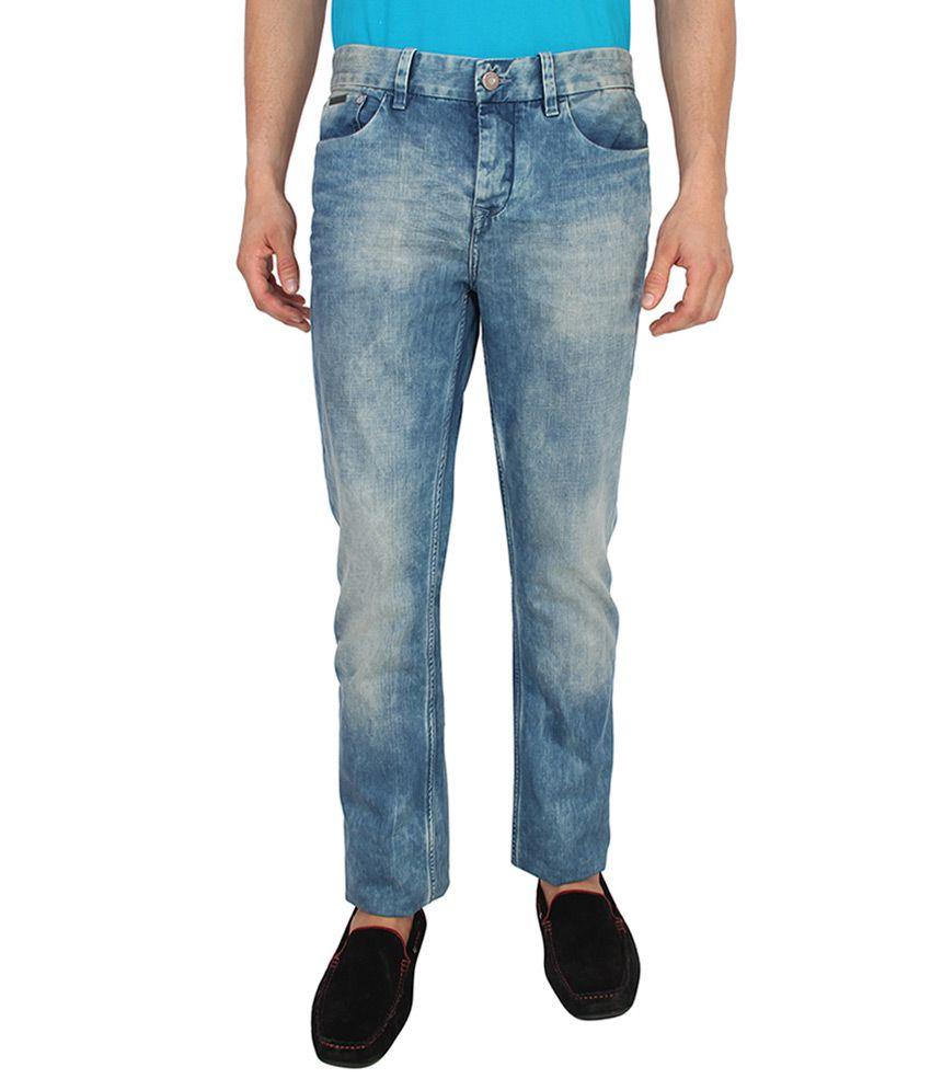 Calvin Klein Jeans Blue Skinny Fit Jeans
