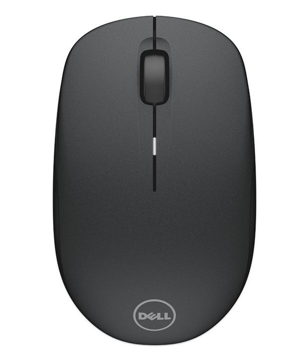 Dell WM126 Wireless Mouse Black