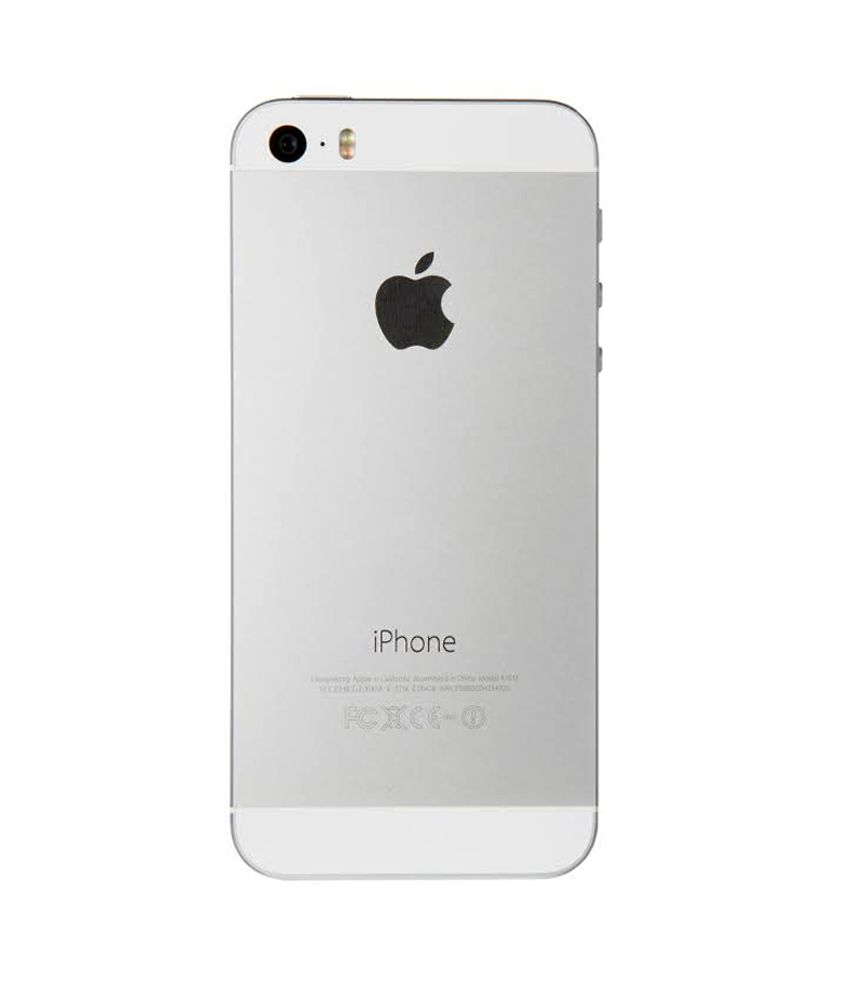 Used Apple IPhone 5S 32GB Mobile Price in India, Second ...