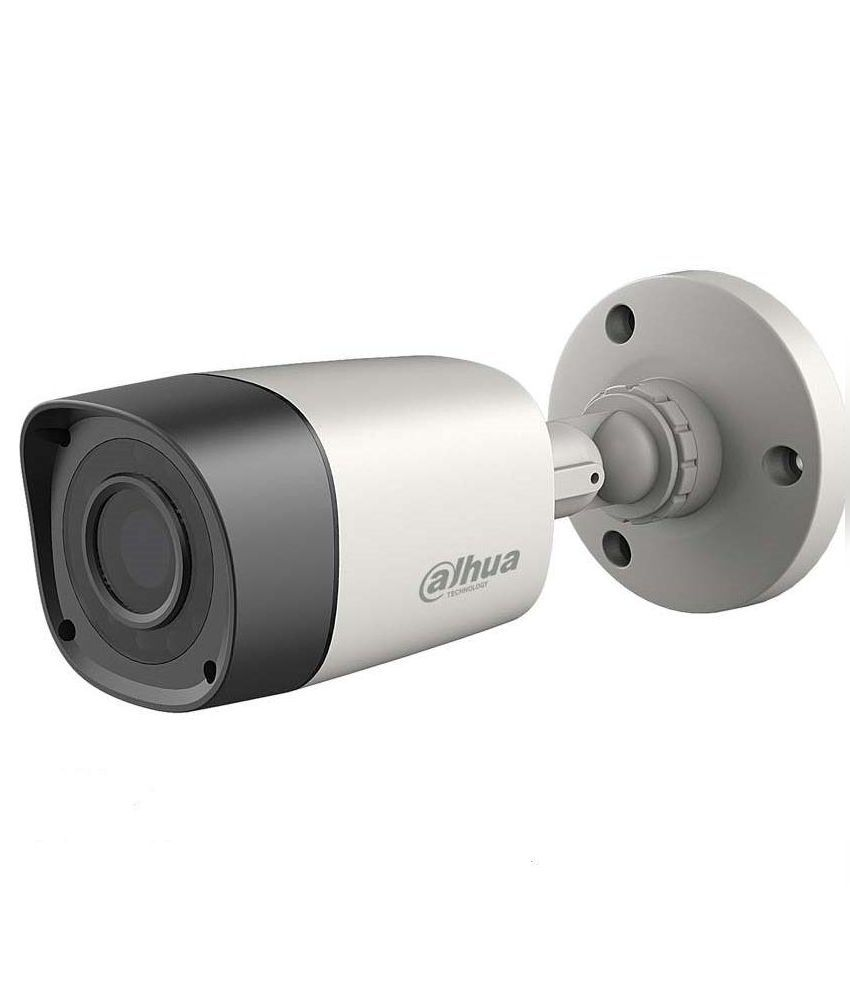 Dahua DH-HCVR4104C-S2 4CH Dvr, 3(DH-HAC-HDW1000RP) Dome, 1(DH-HAC-HFW1000RP) Bullet Cameras (With Mouse)