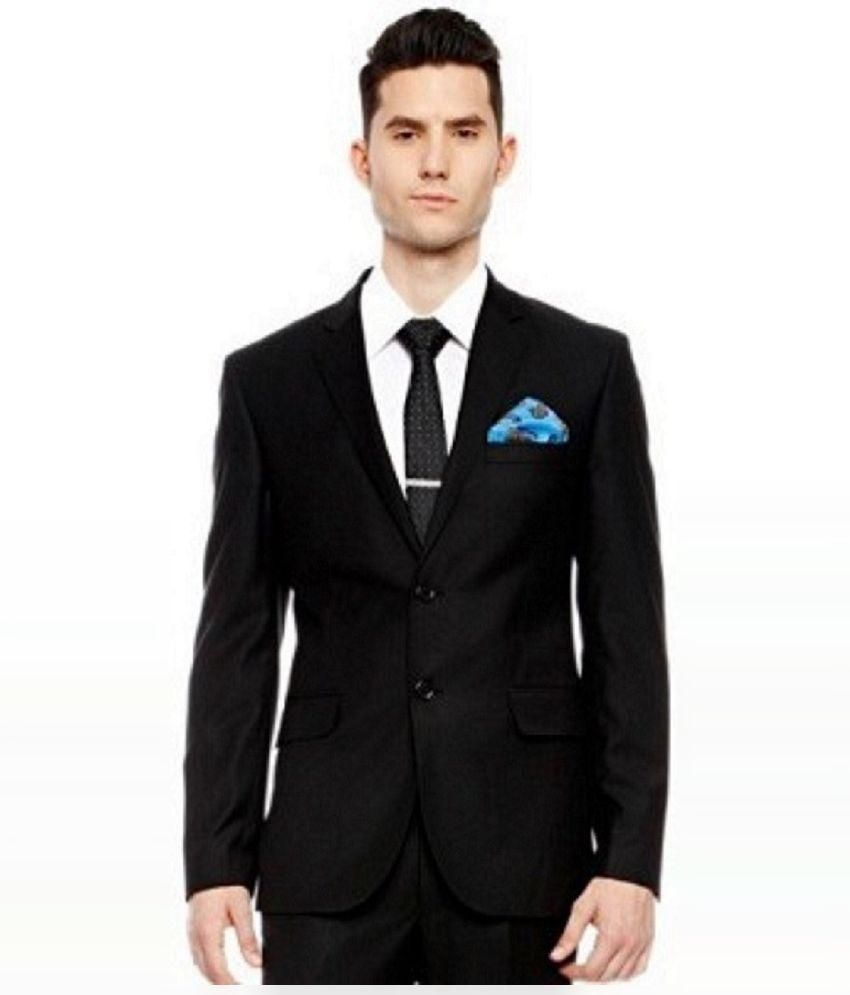 Fashion N Style Black Formal Blazers