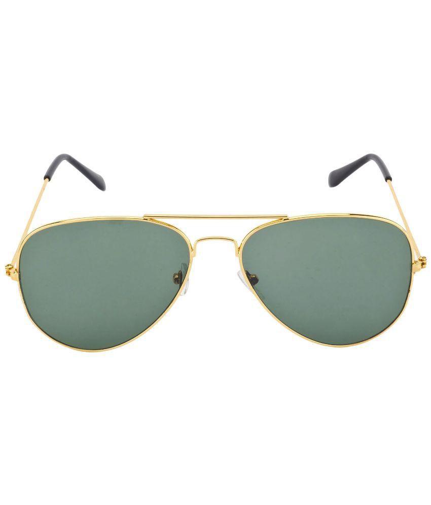 Green Aviator Sunglasses  ochila green aviator sunglasses av 443 ochila green