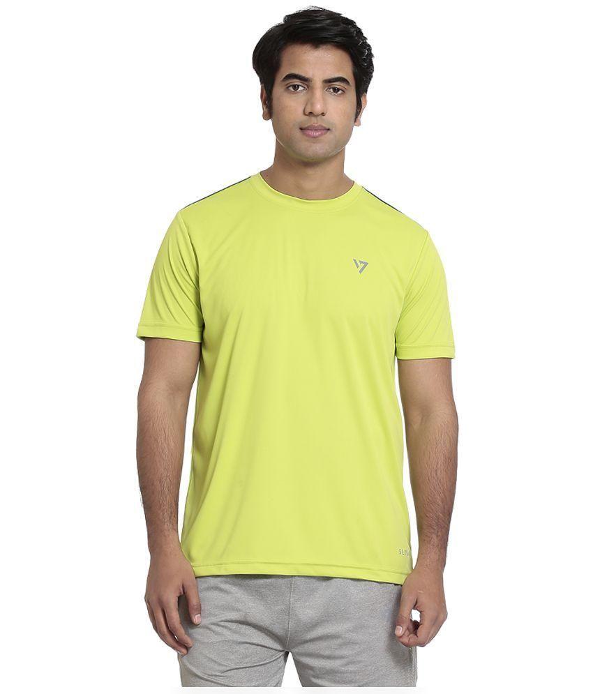 Seven Green Round T Shirt
