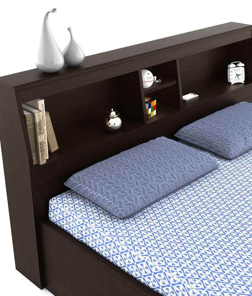 spacewood arcade queen size storage bed buy spacewood arcade queen